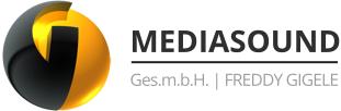 logo - Mediasound Gigele Ges.m.b.H